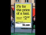 Fly for the price of a taxi - HLX
